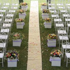 Tendência de decoração para casamento 2016
