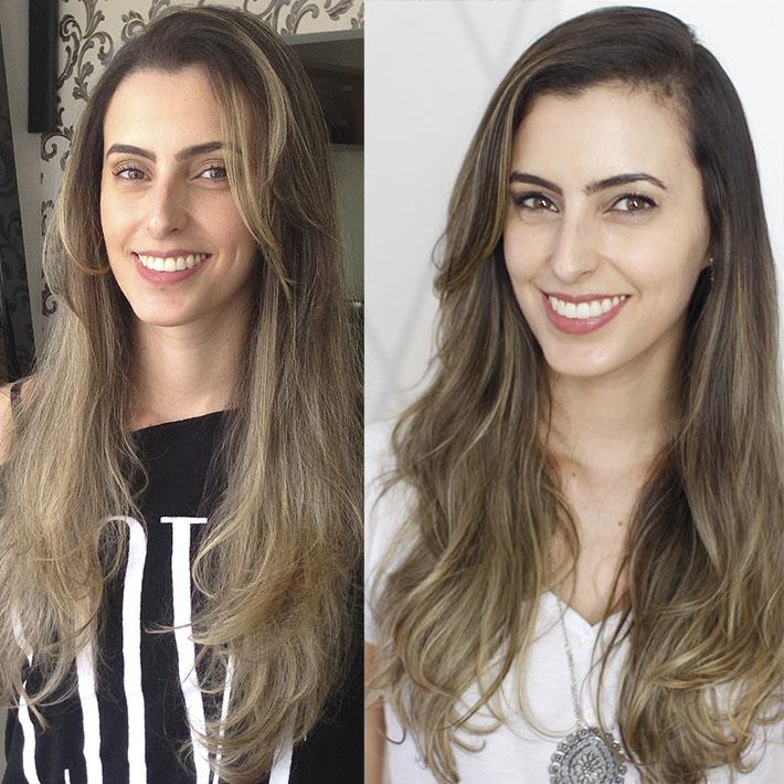 Como recuperei meu cabelo + Produtos que uso | Bruna Dalcin