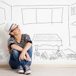 O primeiro apartamento… um marco na vida!