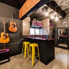 Apartamento do leitor | Studio de 41 m²