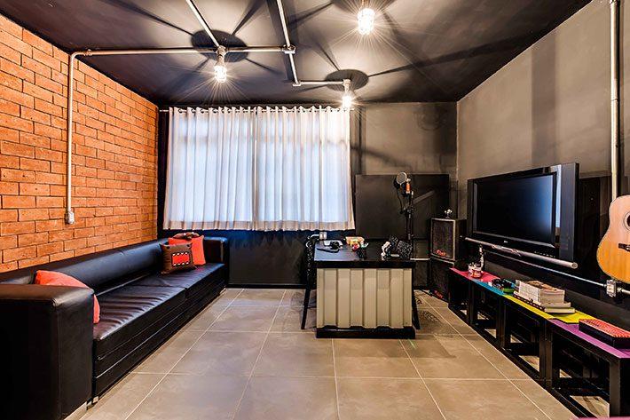 Quitinete de 40m2 | Apartamento Pequeno