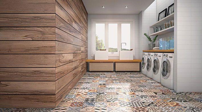 Tipos de pisos para cada ambiente da casa comprando meu ap - Tipos de azulejos ...