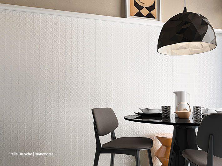 Porcelanato sala de jantar