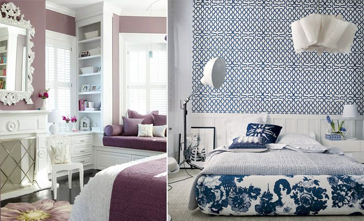 Influência das cores na decoração