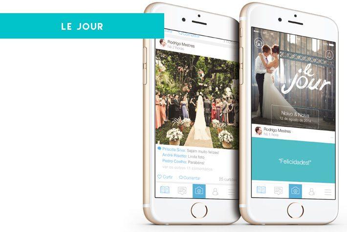 5 apps para organizar casamento