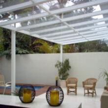 Coberturas para varanda de apartamento garden