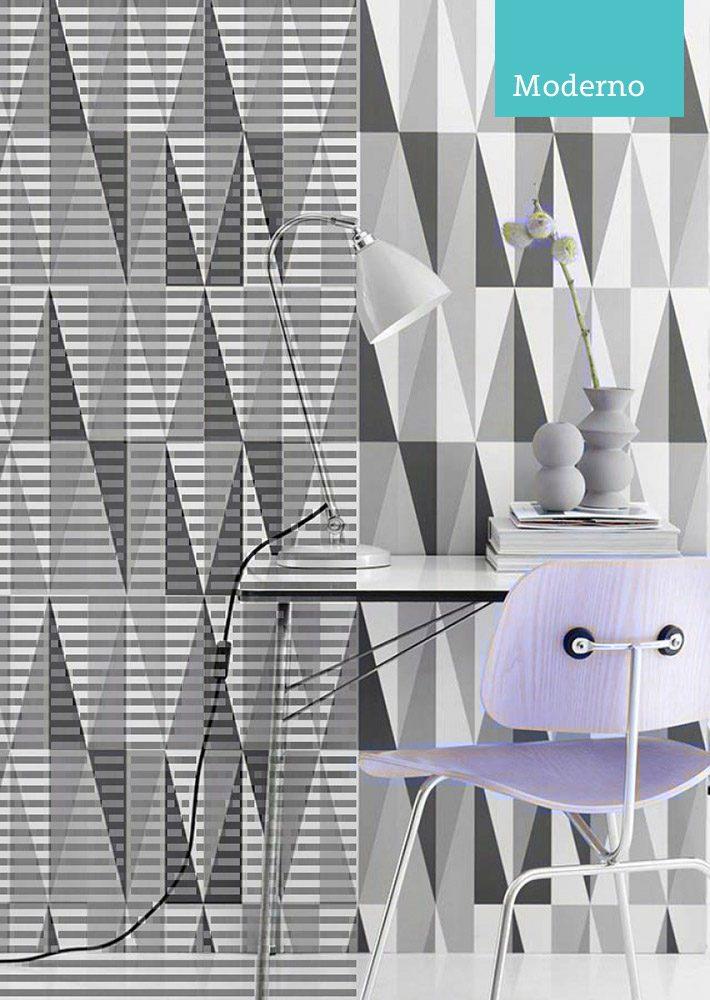 Como escolher papel de parede | Estilos