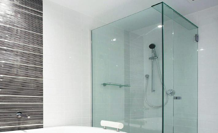 Limpar Banheiro Preto : Como limpar gordura de box banheiro e deix? lo novo