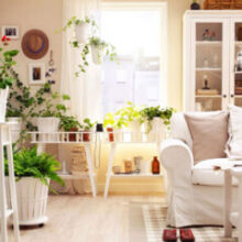 5 maneiras de deixar a casa fresca no verão