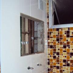 Soluções para esconder shaft de banheiro