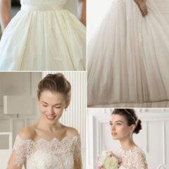 Tendências para vestidos de noiva | 2017