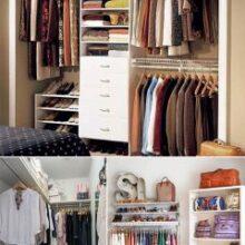 5 passos para montar um closet