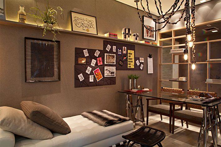 Divisórias com móveis | Dividir sem paredes
