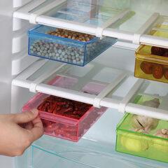 5 passos para organizar a geladeira