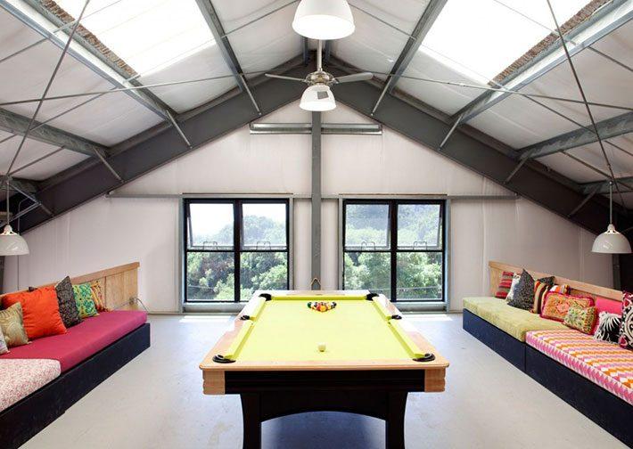 Como fazer uma sala de jogos em casa