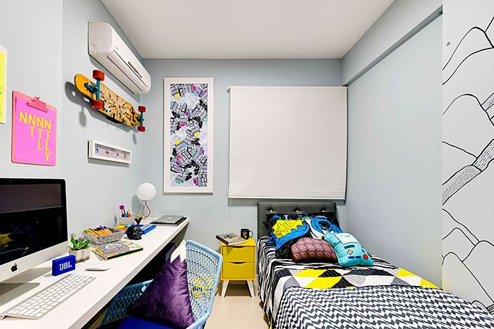 Apartamento do leitor | Decoração