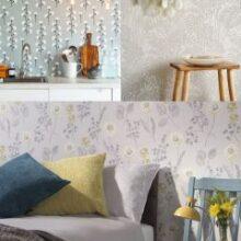 Papel de parede cinza na decoração | Como combinar