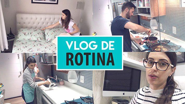Rotina de Dona de Casa | VLOG Bruna Dalcin