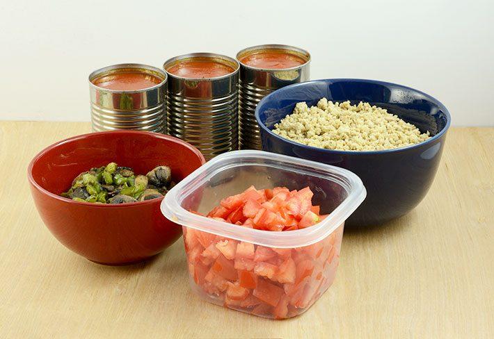 Como organizar o cardápio da semana | Marmitas saudáveis
