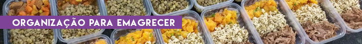 Como se organizar para emagrecer com marmitas saudáveis