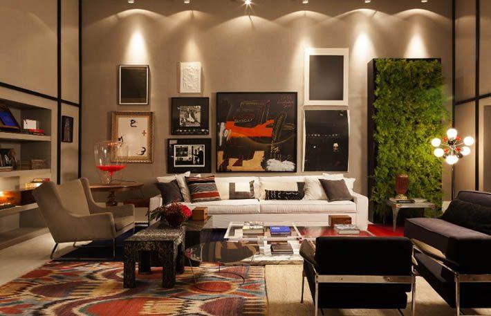 Ideias de Jardim Vertical para Apartamentos Pequenos