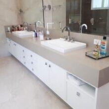 3 Pedras resistentes e mais indicadas para bancadas de cozinhas e banheiros