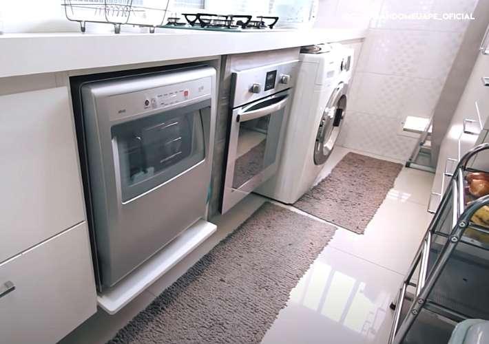 lava louças brastemp 8 serviços cozinha pequena apartamento